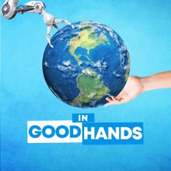 in good hands show card